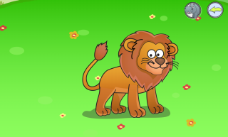Jungle Animal sounds - Mobile educational games for kids